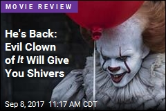 He's Back: Evil Clown of It Will Give You Shivers