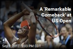 Sloane Stephens Wins US Open