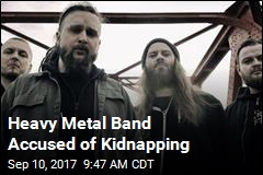 Polish Heavy Metal Band Arrested for Kidnapping