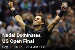 Nadal Beats Anderson for 3rd US Open