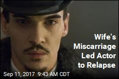 Miscarriage Led Jonathan Rhys Meyers to Relapse