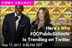 Here's Why #DCPublicSchools Is Trending on Twitter
