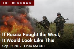 If Russia Fought the West, It Would Look Like This