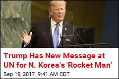 Trump to UN: We'll Destroy North Korea If Necessary