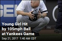 Young Girl Injured by Foul Ball at Yankee Stadium