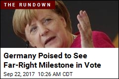 Big Story of Germany's Election Won't Be Merkel