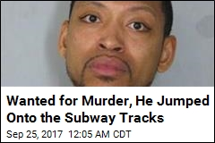 Cops: Murder Suspect Jumped in Front of Subway Train