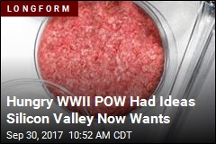 Hungry WWII POW Had Ideas Silicon Valley Now Wants