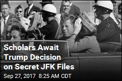 Scholars Await Trump Decision on JFK Assassination Records