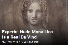 Clues Suggest Da Vinci Painted Nude Mona Lisa