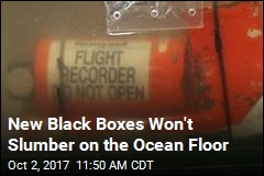 New Black Boxes Won't Slumber on the Ocean Floor
