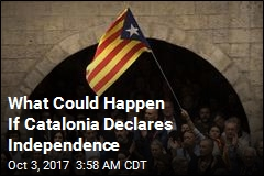 What Could Happen If Catalonia Declares Independence