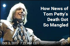 How Tom Petty 'Died Twice in One Day'