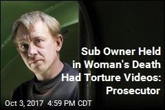 Sub Owner Accused in Journalist's Death Had Disturbing Videos: Prosecutor