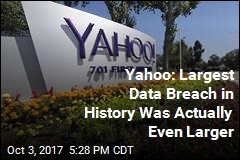 Yahoo: Actually, All 3B Accounts Were Affected in 2013 Breach