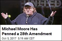 Michael Moore Pens 'New Second Amendment'