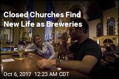 Closed Churches Find New Life as Breweries