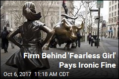 Firm Behind 'Fearless Girl' Settles Allegations of Gender Pay Gap