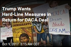 Trump Issues Hardline Immigration 'Principles'