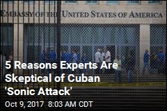 5 Reasons Experts Are Skeptical of Cuban 'Sonic Attack'