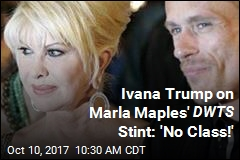 Ivana Trump's Feud With Marla Maples Detailed in Ivana's Book