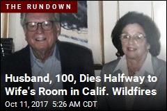 Couple Wed 75 Years Dies in Calif. Wildfire