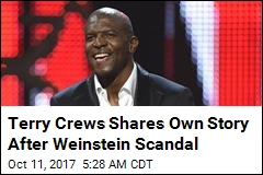 Terry Crews: I Was Groped by Hollywood Exec
