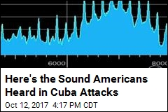 Here's the Sound Americans Heard in Cuba Attacks