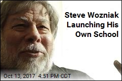 Apple Co-Founder Launching His Own School