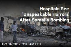 Death Toll Hits 276 in Somalia Bombing
