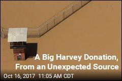 After Harvey, Inmates Donated 'Astonishing Sum'