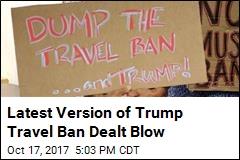 Hawaii Judge Blocks Latest Version of Trump Travel Ban
