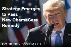 Strategy Emerges to Pass New ObamaCare Remedy