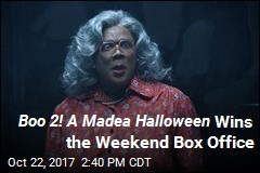 Boo 2! A Madea Halloween Wins the Weekend Box Office