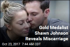 Gold Medalist Shawn Johnson Reveals Miscarriage