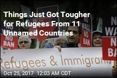 Trump Ends Refugee Ban, Brings in 'Enhanced Vetting'