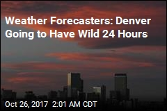Denver Forecast: 84 on Wednesday, Snow on Thursday