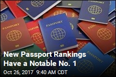 Most, Least Powerful Passports in the World