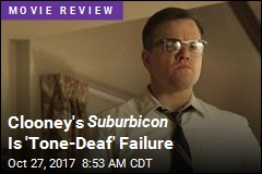 Clooney's Suburbicon Is 'Tone-Deaf' Failure