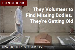 They Volunteer to Find Missing Bodies. They're Getting Old