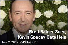 Brett Ratner Sues, Kevin Spacey Gets Help