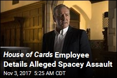 House of Cards Employees Accuse Spacey of Harassment