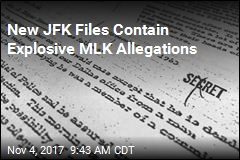 New JFK Files Contain Explosive MLK Allegations