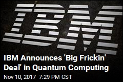 IBM Reaches a Computing Milestone