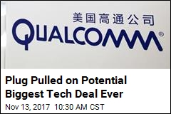Qualcomm Says Nah to Biggest Tech Deal Ever