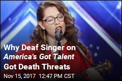 Why Deaf Singer on America's Got Talent Got Death Threats