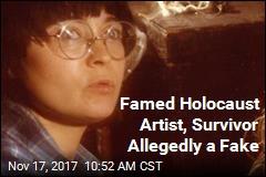 Famed Holocaust Artist, Survivor Allegedly a Fake