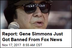 Report: Gene Simmons Just Got Banned From Fox News