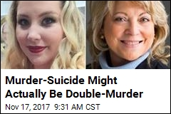 Murder-Suicide Might Actually be Double-Murder