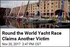 Round the World Yacht Race Claims Another Victim